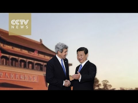 What will John Kerry bring home from his visit to Beijing?