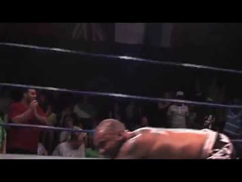 CWF Mid-Atlantic Wrestling: Heavyweight Champion Arik Royal vs. Roy Wilkins (7/12/14)