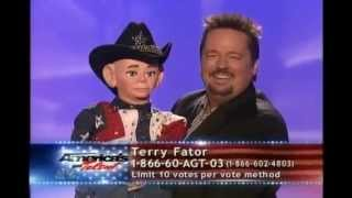 America's Got Talent Season 2 - Terry Fa...