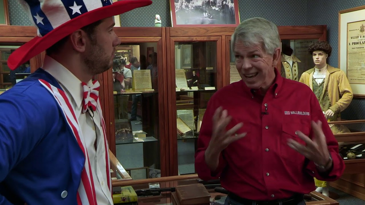 ???? The Second Amendment: American Masterclass with Historian David Barton | Louder With Crowder