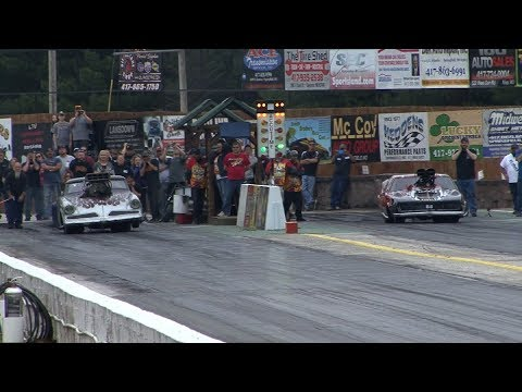 KILLER Big Tire No Prep RACE - Ozark Raceway Park