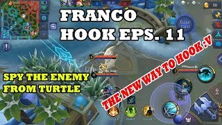 FRANCO HOOK MONTAGE EPS. 11 | FOXMOBA | MOBILE LEGENDS