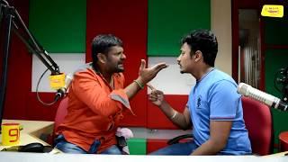 Big Boss secret Ganja Karuppu Slaps Mirchi RJ Ramana  Full Interview