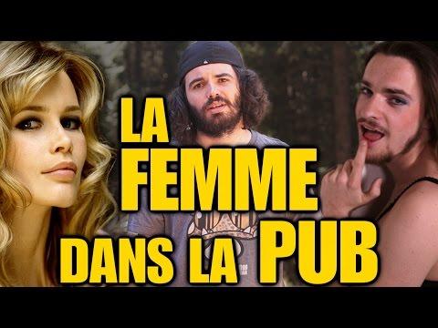 LA FEMME DANS LA PUB : L'ANALYSE de MisterJDay