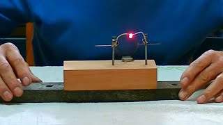 Energia Infinita ( Realizado en forma casera)--Energia Infinita (Postado em forma de casa)