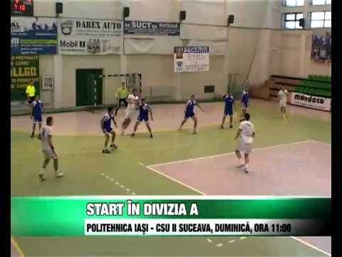 Sport – Start in Divizia A