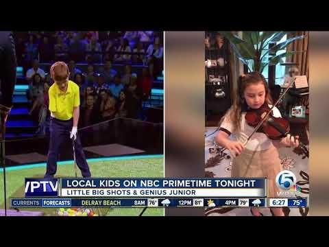Local Kids on NBC Primetime Tonight