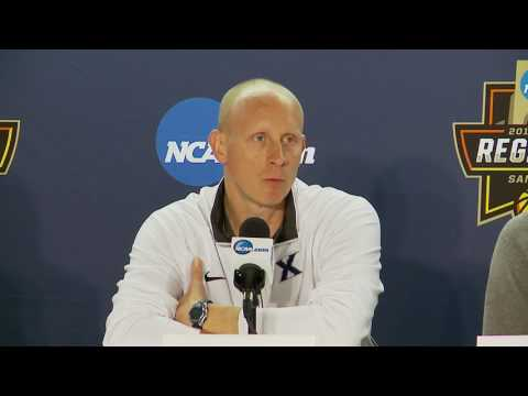 News Conference: Xavier Elite Eight Preview