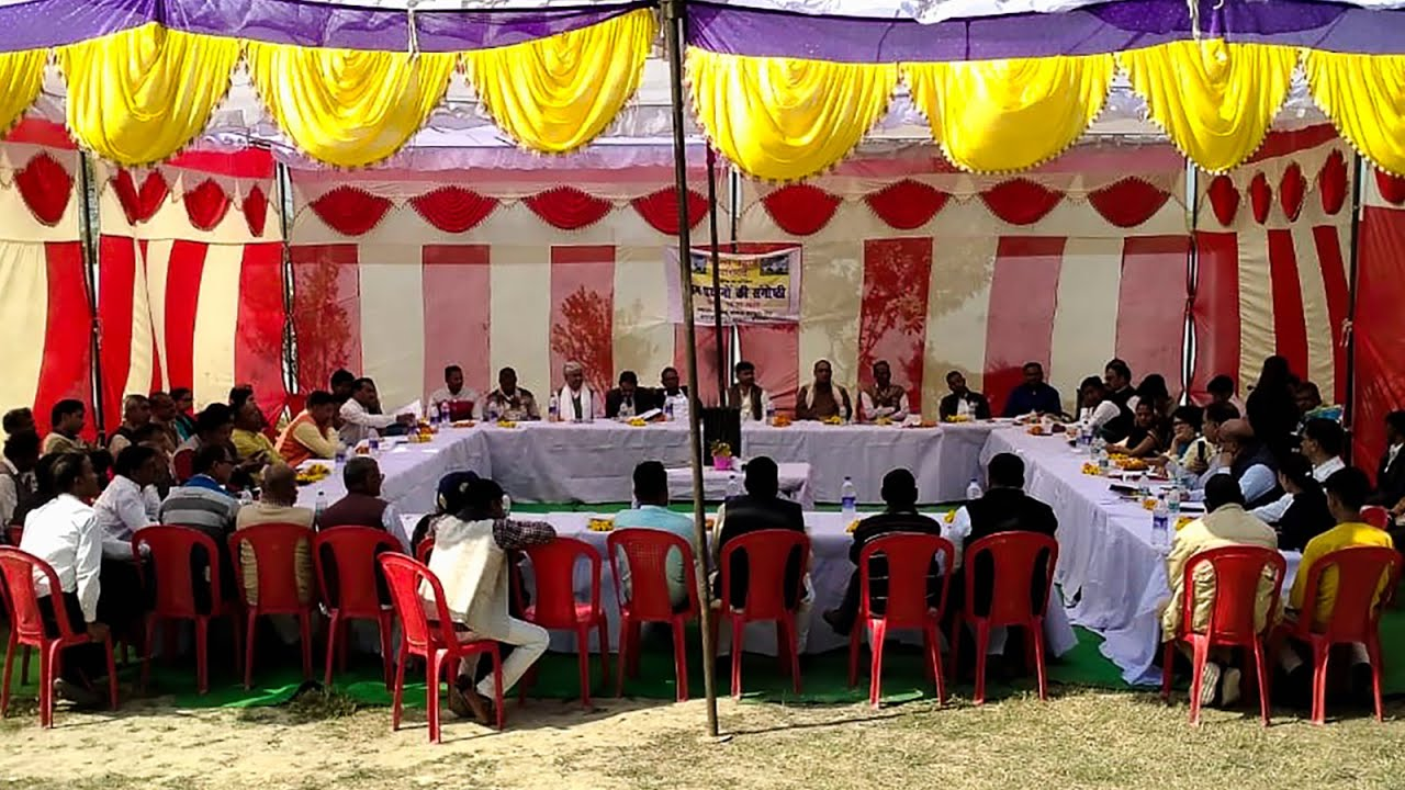 Village chiefs discuss the future at unprecedented gathering in India   BWNS