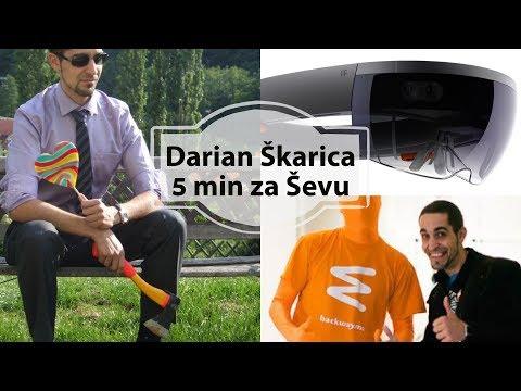 Darian Škarica odvojio 5 minuta za Ševu