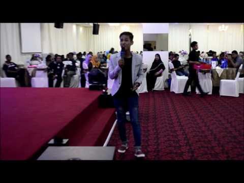 Saling Merindu - Ashral Hassan live at Selayang Capitol