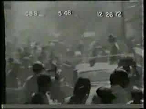 Roberto Clemente Plane Crash Video