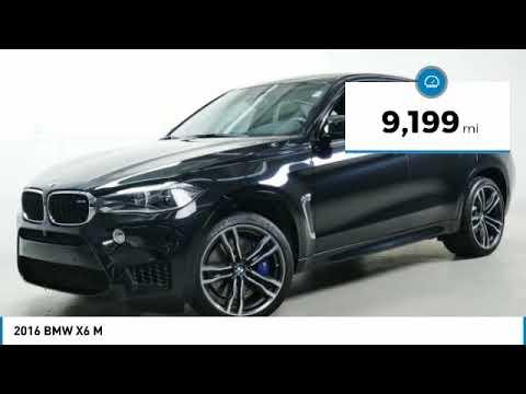 2016 BMW X6 M Minnetonka Minneapolis Wayzata,MN 4904