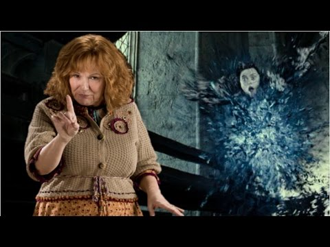 How Did Molly Weasley Kill Bellatrix Lestrange? - YouTube