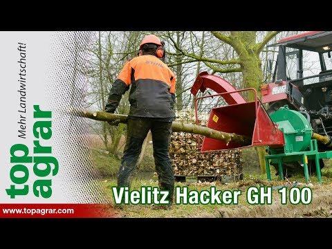 Vielitz Grobhäcksler GH 100 im top agrar Test