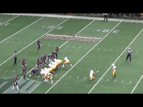Saint Louis 7, Mililani 3: McGehee 44-yard FG, 4:09, Q2