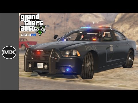 GTA V: LSPDFR | Ontario Provincial Police | OES Clan MP #3