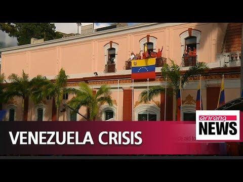 U.S. seeking to drain money from Maduro's government