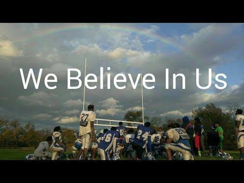 WE BELIEVE IN US