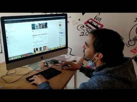 مجموعة على الفيسبوك تستقطب آلاف الفنانين الشباب بالمغرب في زمن كورونا  - 14:59-2020 / 8 / 11