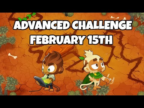 BTD6 Advanced Challenge - A Day Late And A Dollar Short