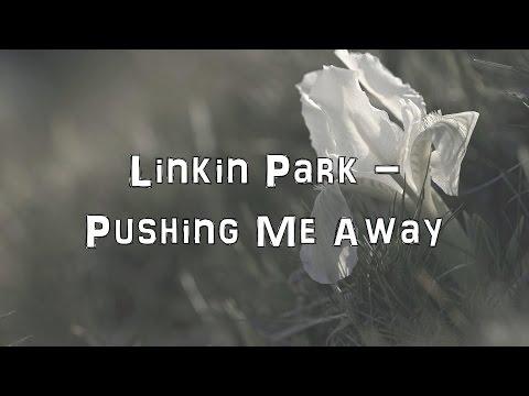 Linkin Park - Pushing me Away [Acoustic Cover.Lyrics.Karaoke]