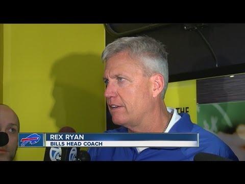 NFL Combine Report: Rex Ryan talks Mario Williams, defense