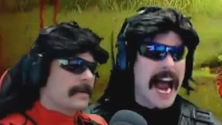 Dr Disrespect Reacts to Him Breaking His Mouse