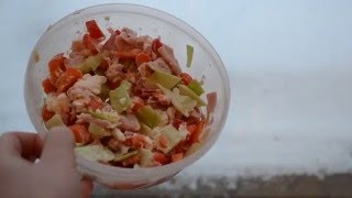 Idée de Repas SANTÉ pour un mode de vie SAIN! #TrainWithKel ♥