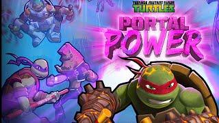 TMNT Portal Power: Frost World Boss Battle - Nick Games