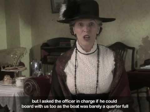 Titanic: Lady Duff Gordon