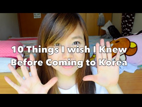 10 Things I Wish I Knew Before Studying Abroad to Korea (Seoul National University)