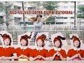Red Velvet 레드벨벳 Dumb Dumb Dance Tutorial FULL mirrored Charissahoo