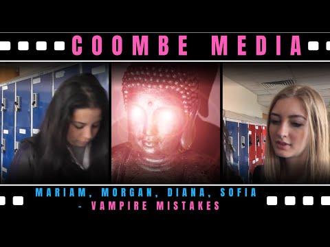 Vampire Mistakes - Mariam, Morgan, Diana, Sofia