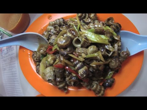Jakarta Street Food 1207 Part.2 Granny Snails Tutut Tauco Keong Nenek Tio Ciu 99 5094