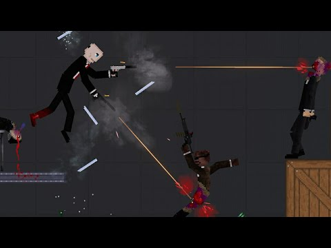 Hitman in People Playground |