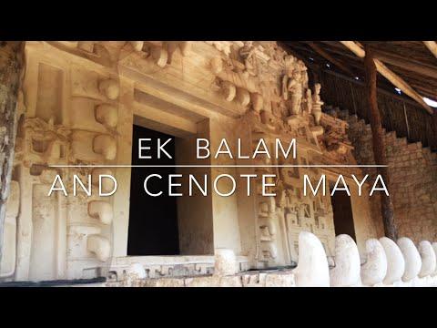 Ek Balam and