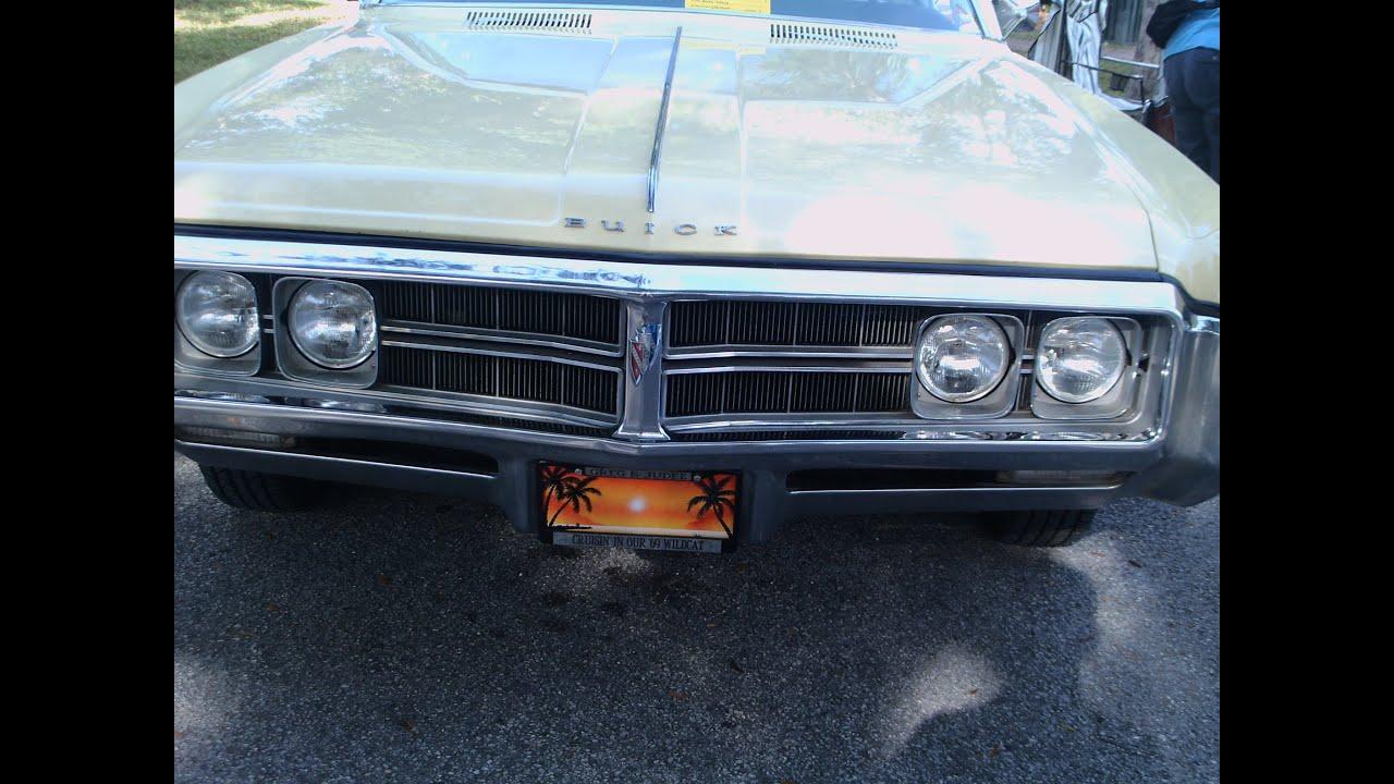 1969 Buick Wildcat Hardtop YelWht Eust092912