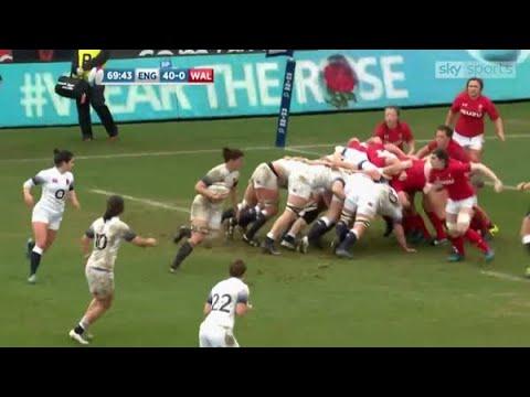 Highlights: England Women v Wales Women