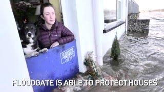 Floodgate, Flood Barrier System