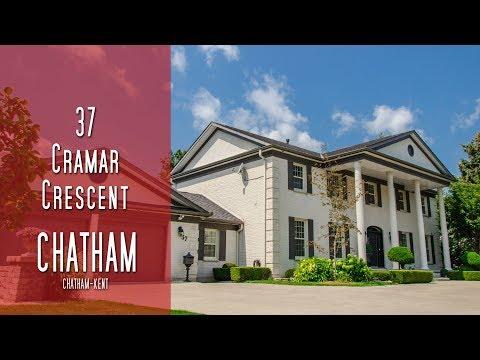 CHATHAM-KENT - 37 Cramar Crescent - Chatham [propertyphotovideo]