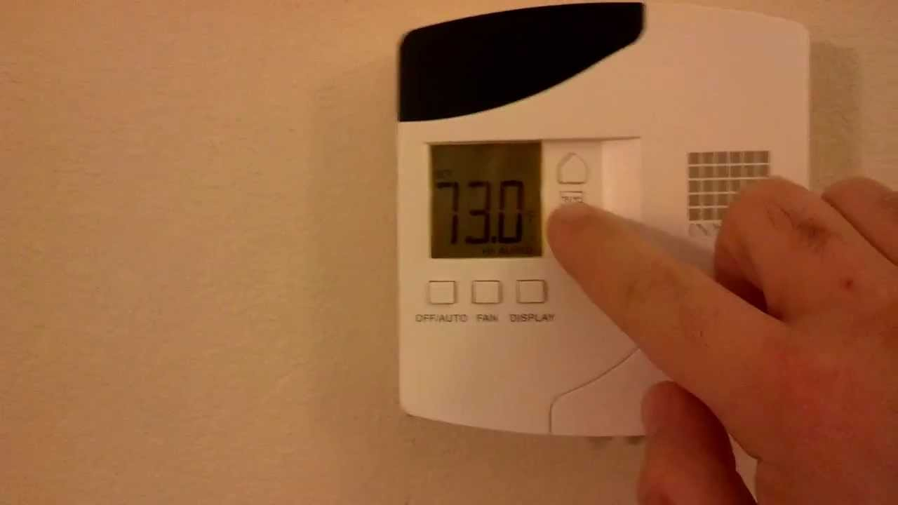 Inncom hotel thermostat vip mode youtube inncom hotel thermostat vip mode cheapraybanclubmaster Image collections