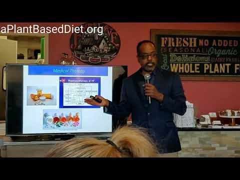 Dr. Baxter Montgomery | Vegan / Plant Based Cardiologist @ Greenfare Organic Cafe