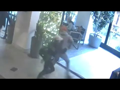 NEW VIDEO: Woman seen attacking Black teen she thought stole phone at NYC hotel