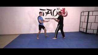 SELF DEFENCE LESSON (basic lesson) 5