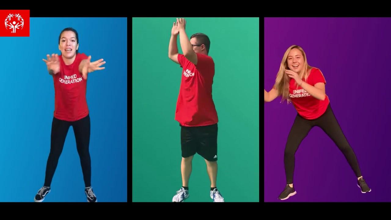 ¿Quieres aparecer en un video musical de Special Olympics?
