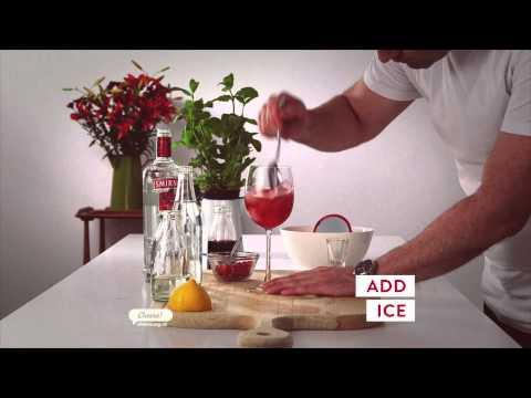 Smirnoff - Pomegranate Fizz