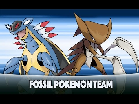 Fossil pokemon team youtube - Fossile pokemon diamant ...