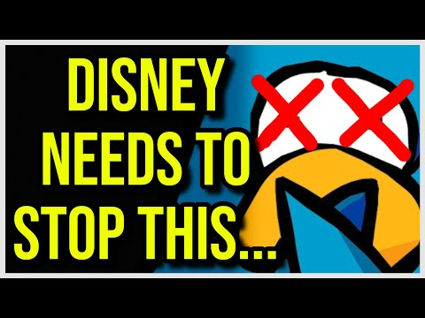 Disney Needs To