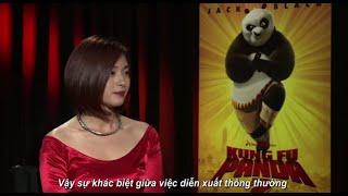 Ngô Thanh Vân nói tiếng Anh